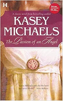 Book The Passion of an Angel (Hqn Romance) by Kasey Michaels (2007-08-05)