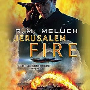 Jerusalem Fire Audiobook