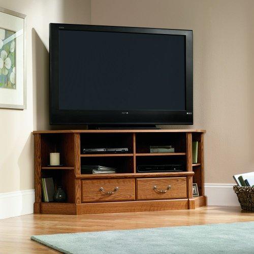 Orchard Hills Large Corner TV Stand