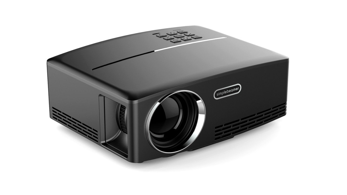 Elecwave GP80 1080P Mini LED Video Proyector | 1500 Lúmenes ...