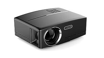 Elecwave GP80 1080P Mini LED Video Proyector | 1500 Lúmenes ...