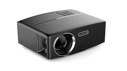 Amazon.com: LED Video Projector, 1080P Mini Video Projector ...