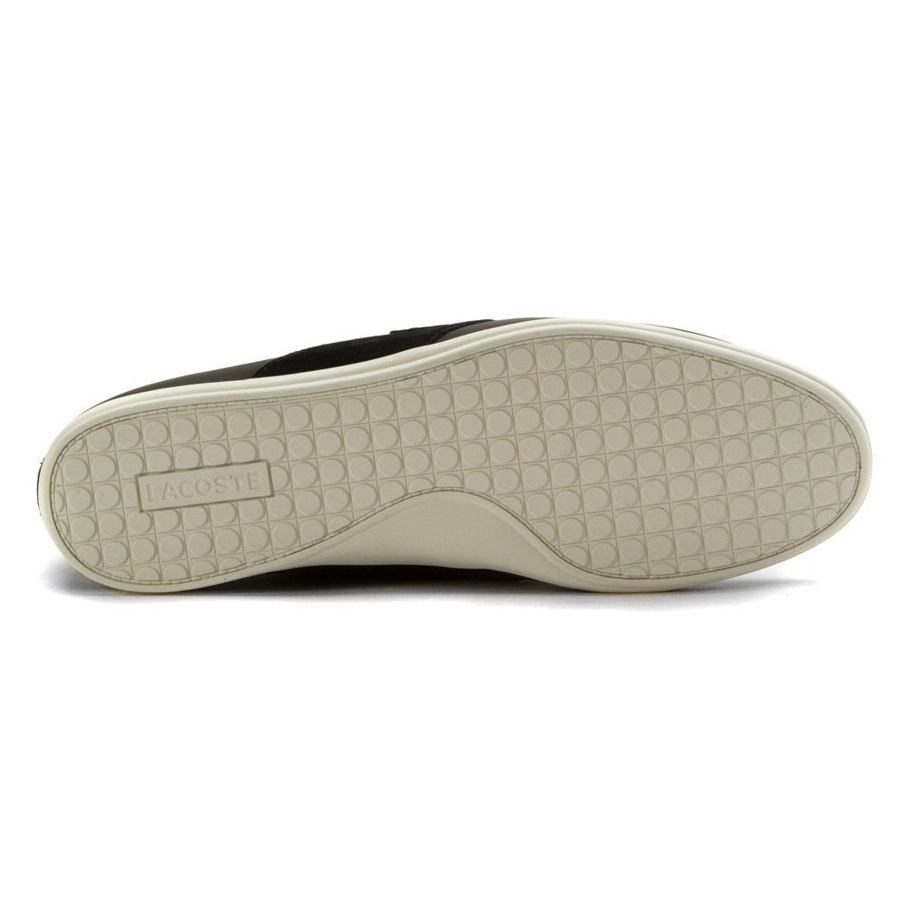 Lacoste Men's Turnier 316 1 Cam Fashion Sneaker, Black, 10 M US by Lacoste (Image #6)
