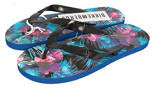 Flip flops man sea or swimming pool BIKKEMBERGS item B6A8025 (Shoes Men Bikkembergs)