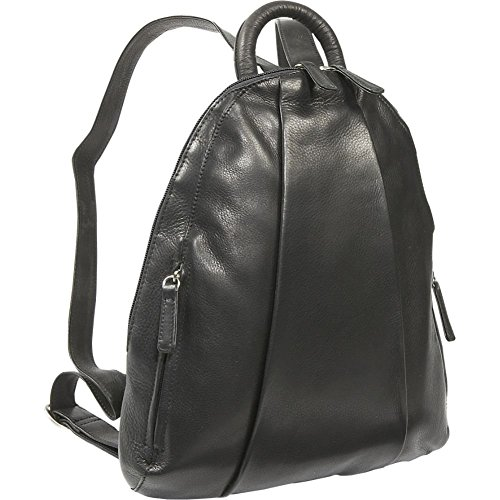 Osgoode Marley Teardrop Multi Zip (One Size, Black) ()