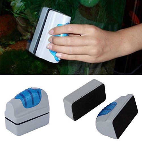Aquarium Floating Magnetic Glass Cleaner ()