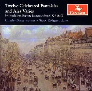 Twelve Celebrated Fantaisies and Airs Varies