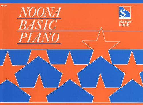 Noona Basic Piano: Starter Book ()