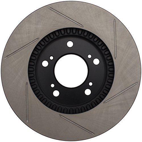 Power Slot 126.40026SR Slotted Brake Rotor