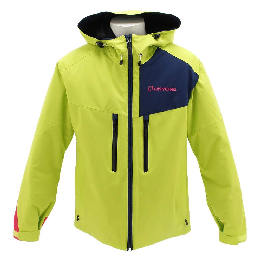 オンヨネ スキーウェア ジャケット メンズ MEN'S OUTER JACKET ONJ91571 313 LIME S