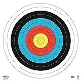 80 cm paper target - Maple Leaf Press Nasp Waterproof Target (25 Pack), Assorted, 80cm