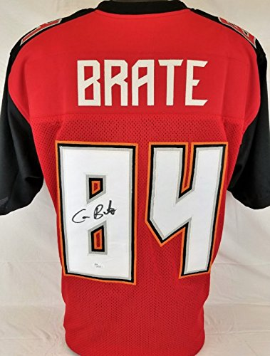 huge discount dd03a b5d64 Cameron Brate Signed Tampa Bay Buccaneers Jersey (JSA) at ...