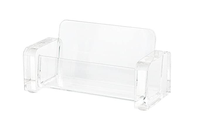 Amazon Com Wedo 604416 Visitenkartenhaler Cristallic