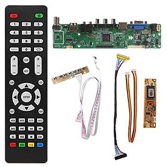 LCD Driver Board Universal Tv Controller Module For 1920 x 1080 Hd Screen