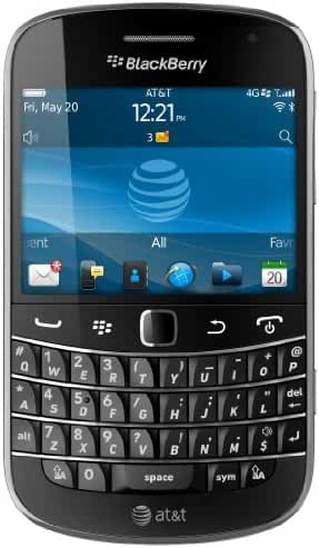 BlackBerry Bold 9900 Phone (AT&T)
