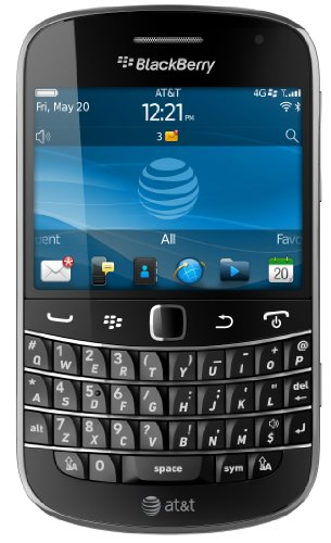 BlackBerry Bold 9900 Phone AT product image