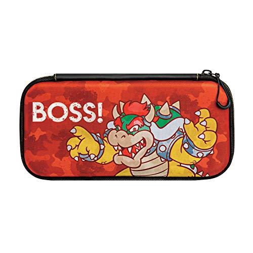Nintendo Switch Camo Super Mario Bros Bowser Slim