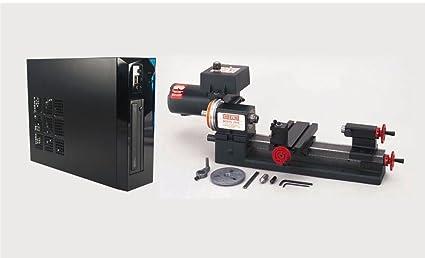 Amazon com: Sherline 8400 - Complete 3 5 Inch x 8 Inch CNC