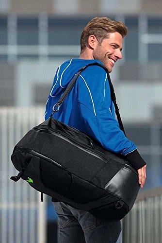 Erima Rucksack & Tasche 2 in 1 Tasche Bagpack & Sporttasche