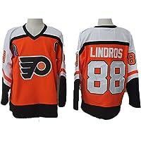 Yajun Eric Lindros#88 Philadelphia Flyers Camisetas Hockey Jersey