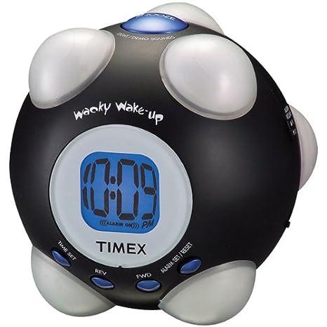 TMXT156BX - TIMEX T156BN Shake n Wake Alarm Clock