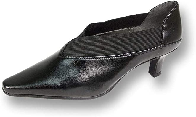 Peerage Rita Women Wide Width Leather