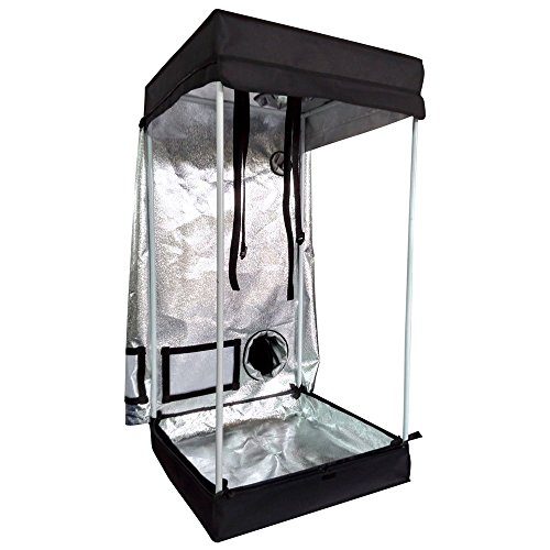 51bqW9Ca0YL - Valuebox Grow Tent For Indoor Plant Growing Dismountable Reflective Hydroponic Non Toxic Room
