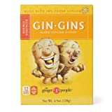 Ginger People Ginger Hard Candy - 3 Boxes