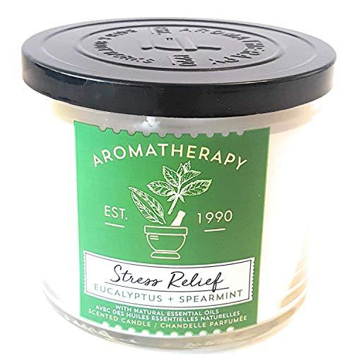 Bath & Body Works, Aromatherapy Stress Relief 3-Wick Candle,...