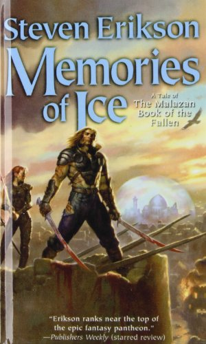 book cover of Memories of Ice