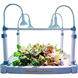 OPCOM Tabletop Hydroponic Grow Box — 50 Grow Sites, Model# OFG001