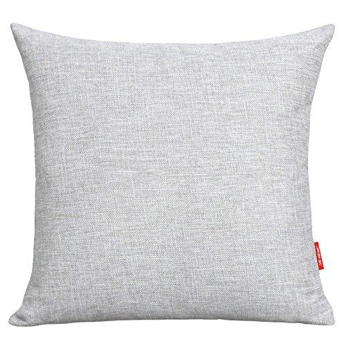 Amazon.com: XXT-almohada de color puro almohada de sala de ...