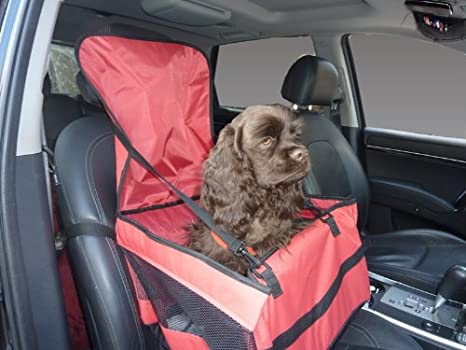 Amazon.com : Pet Lookout Car Booster Seat Small up to 20 lbs ...