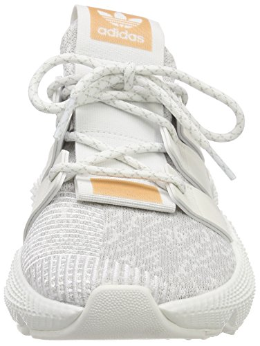 White Supplier W para Prophere Blanco Mujer Colour Gimnasia Zapatillas 0 Footwear White Adidas Footwear de PRxaa