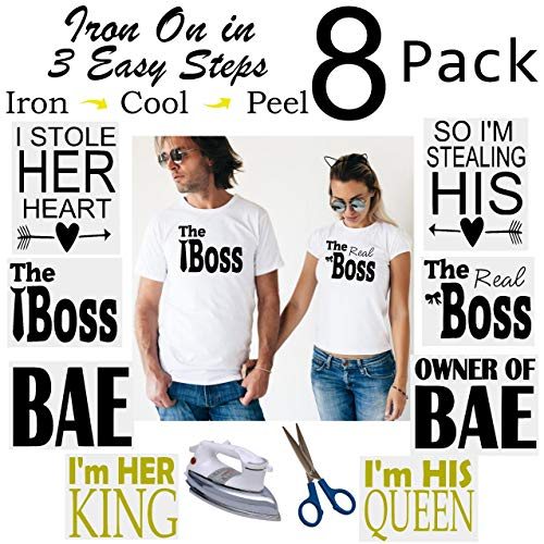 Costumes For Husband And Wife - Duo Shirts for Couples - Funny