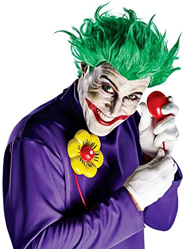 The Joker Girl Costume Makeup (Joker Kit Costume Accessory Set)