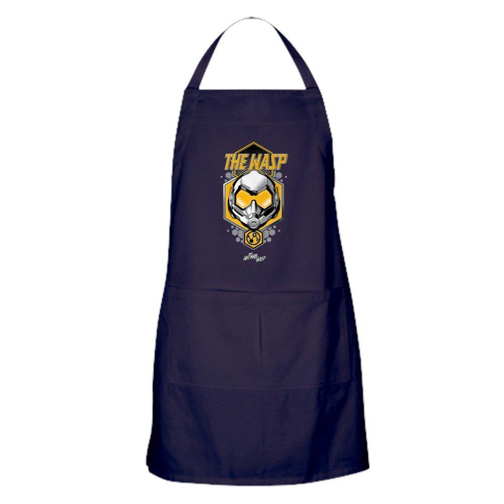 CafePress スズメバチヘルメットキッチンエプロン ポケット付き グリルエプロン ベーキングエプロン   B07DM6D1JS