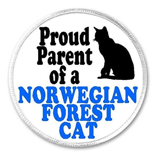 (Proud Parent Of A Norwegian Forest Cat - 3
