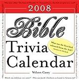 2008 Bible Trivia Calendar