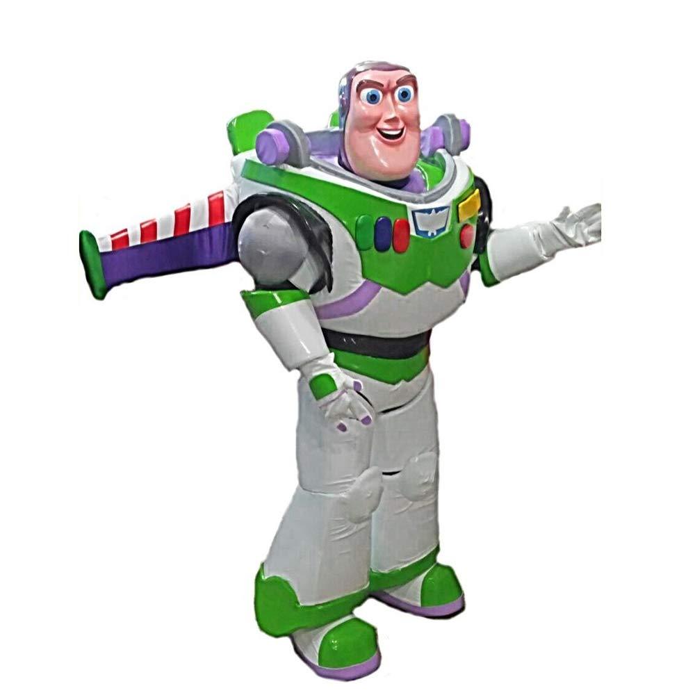 Quality Mascots Costumes Buzz Lightyear 2XL - Disfraz de maíz para ...