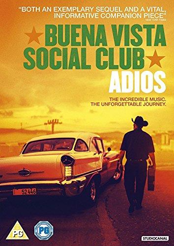 Buena Vista Social Club: Adios [DVD] (Vista Dvd)