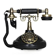 Fixed landline Antique Telephone Continental Creative Retro Home Hotel Office Business Home