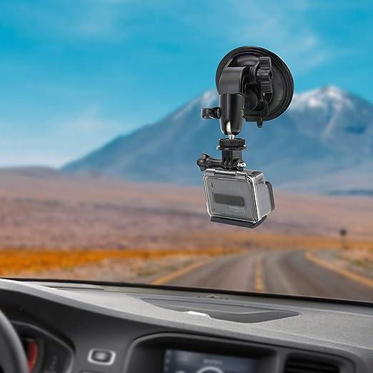 Exshow Schwerlast Auto Saugnapf Kamera Halterung Mit 1 Kamera