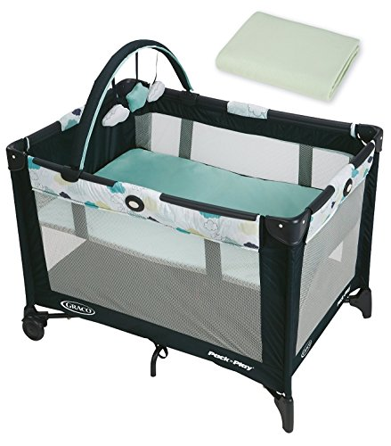 Graco Pack N Play On The Go Playard - Graco Pack And Play Go Green