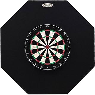 Dart-Stop 36 inch Black Octagon Pro Dart Board Back Board | Wall Protector | Dartboard Surround