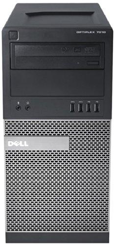 DELL OptiPlex 7010 3 2GHz i5-3470 Mini Tower Negro, Plata PC
