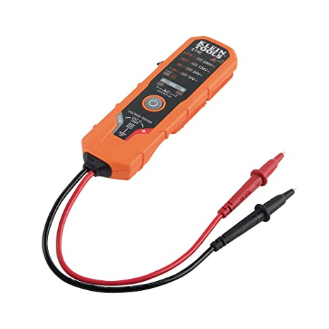 klein tools et40 voltage tester, ac voltage, dc voltage, and dcDc Or Ac Voltage Indicator #20