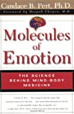 Book cover image for Molecules Of Emotion: The Science Behind Mind-Body Medicine