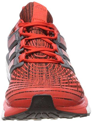 Adidas Aw17 Heren Energieboost Loopschoenen Rood