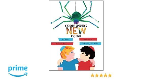 Sammy spiders new friend kar ben favorites sylvia a rouss sammy spiders new friend kar ben favorites sylvia a rouss katherine janus kahn 9780761366645 amazon books fandeluxe Document